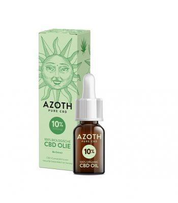 Aceite de cbd puro azoth 10 ml 1000 mg cbd