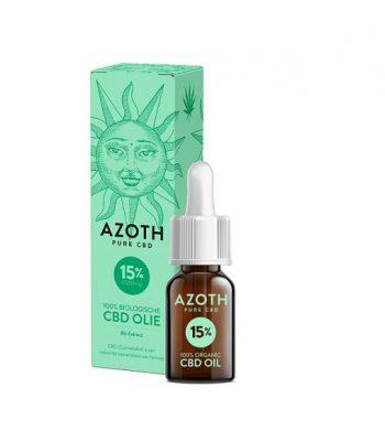 Aceite de cbd puro azoth 10 ml 1500 mg cbd