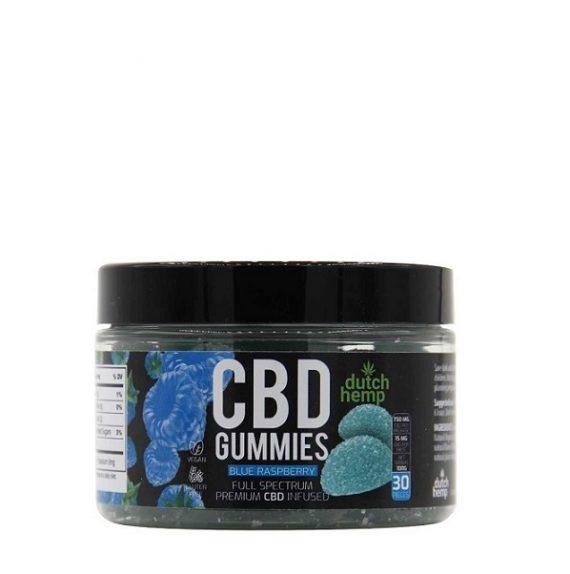 Gominolas con CBD de Dutch Hemp - 750 mg CBD